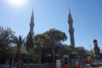 Мечеть в Белеке, июль 2018