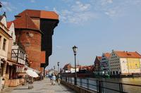 Гданьск: архитектура города