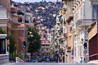 Ницца: прогулка по городским улицам