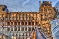 Лувр — самый известный музей Франции