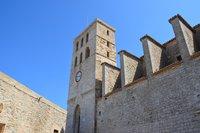 Кафедральный собор города Ибица