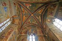 Росписи потолка великолепны