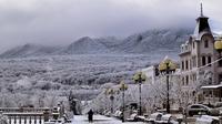 Вот так красиво в Кисловодске зимой!