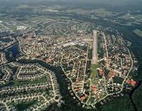 Спрус-Крик: город, где каждый владеет самолетом