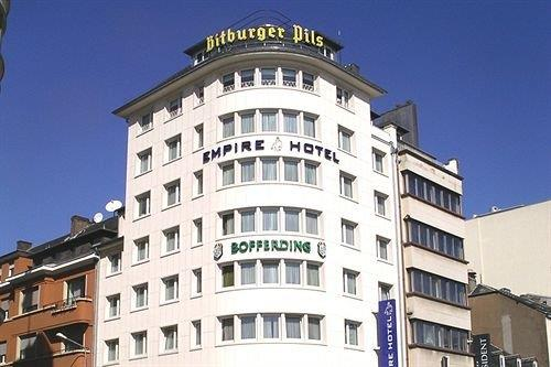 Hotel Empire Luxembourg City