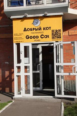 Good Cat Irkutsk