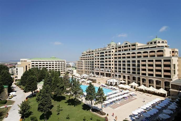 Sol Nessebar Palace Resort & Aquapark - All inclusive