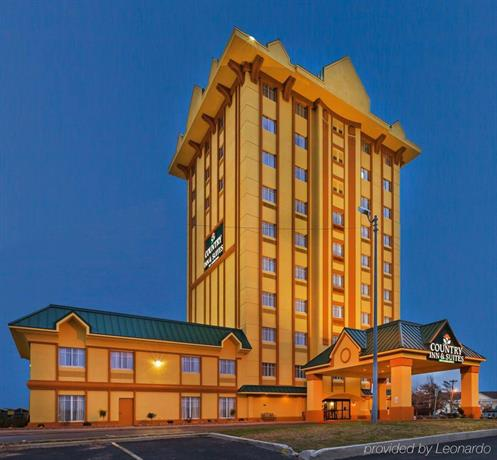 Country Inn & Suites by Radisson Oklahoma City at Northwest Expressway OK