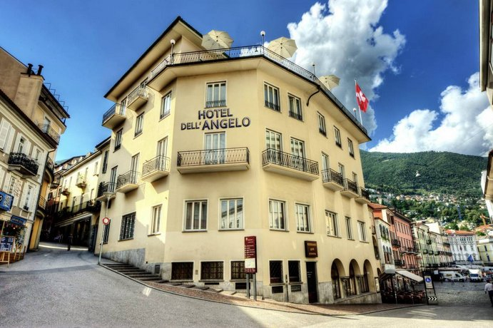 Hotel dell'Angelo Locarno