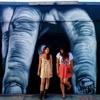 23 остроумных взаимодействия человека с картинами на улицах разных городов