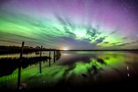 10 невероятных фотографий северного сияния в Шотландии