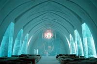Удивительная ледяная обитель Icehotel для любителей прохлады