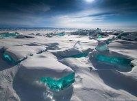 23 уникальные ледяные скульптуры, которые доказывают, что природа - лучший художник. Просто завораживает!