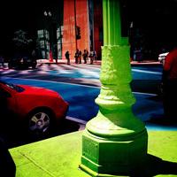 Color Jam – самый яркий перекресток в мире!