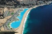 Бассейн в Альгарробо — самый большой бассейн в мире