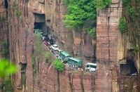 Самая опасная дорожная пробка на планете