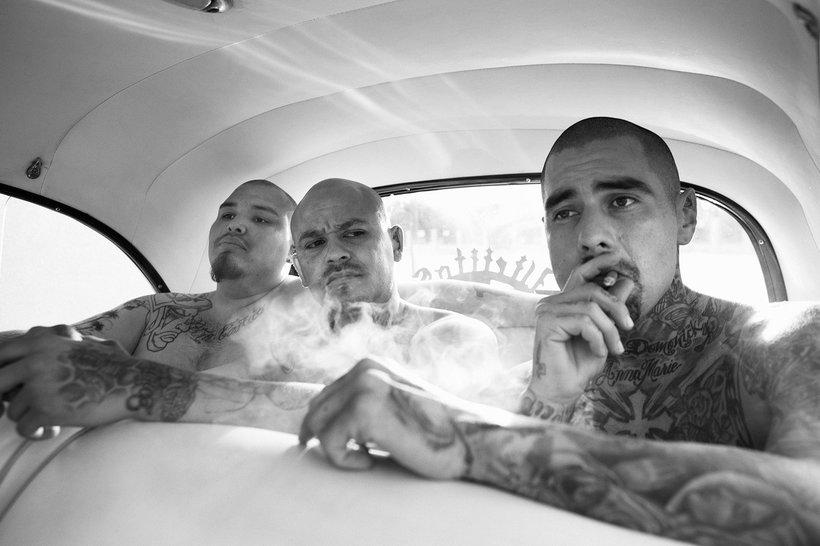этом фото мексиканских банд шести