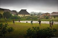 Берастаги, северная Суматра