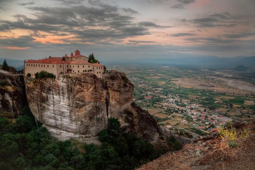 Как видят мир в Греции