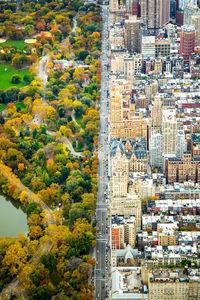 Снимок недели! Нью-Йорк: поразительный контраст двух миров
