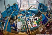 Треш-фабрика елочных игрушек
