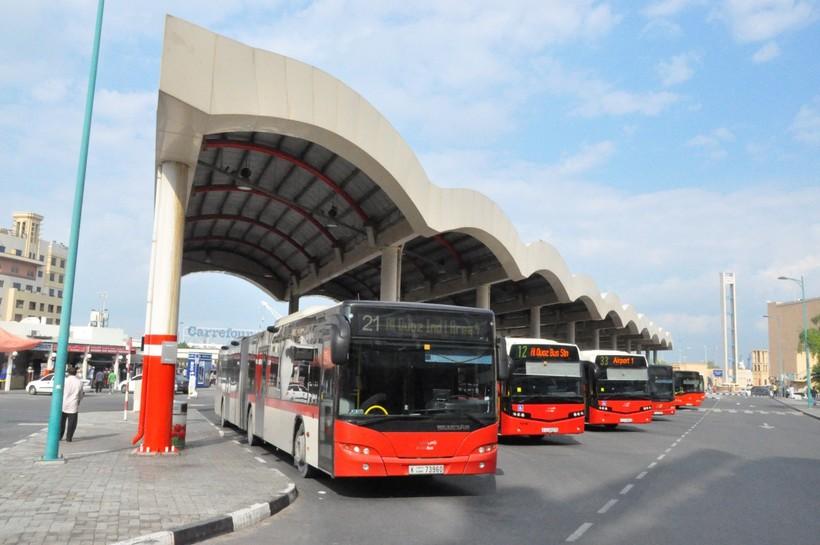 Дубай абу даби автобус недвижимость в германии в ипотеку