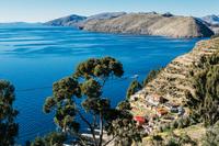 Боливия Многонациональное Государство Боливия. Isla Del Sol Bolivia 37 July 2015