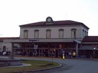 Железнодорожный вокзал Bergamo