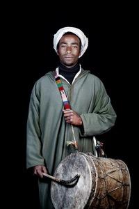 12 ярких портретов марокканцев, самых экзотичных людей