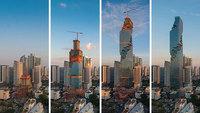 В Таиланде открылся новый самый высокий небоскреб. И выглядит он потрясающе!