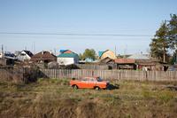 Канадец сделал фото российской жизни, путешествуя от Байкала до Москвы