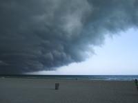 Storm in Miami