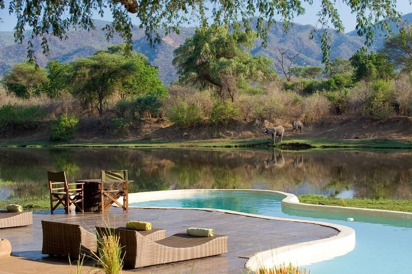 Вы непременно захотите здесь искупаться: самые красивые бассейны в мире
