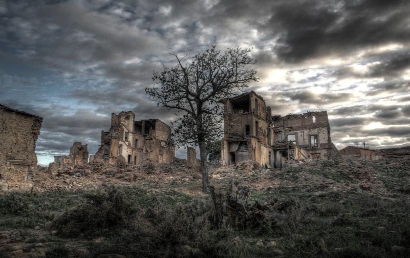 'жалованные' смотреть картинки заброшенные города технике