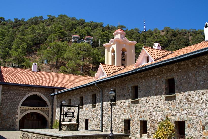 монастыри кипра фото и описание сочные