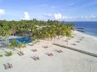 Новейший островной курорт Dhigali Maldives открылся 1 июня 2017 года