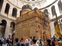 Храм Гроба Господня после реставрации