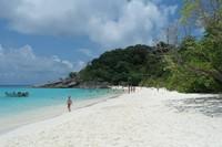 Пляж невероятной красоты
