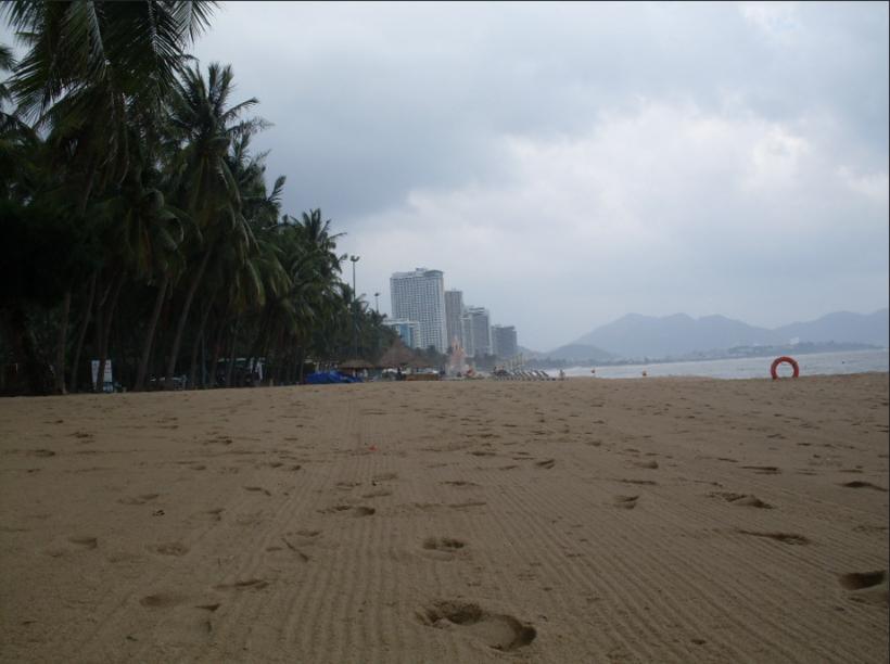 Городской пляж, Нячанг
