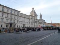Площади Навона, Рим