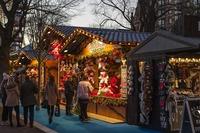 Рождественская ярмарка в RAI, Амстердам
