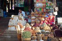 Старый город, рынок