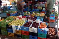 Фермерский субботний рынок в Лимассоле
