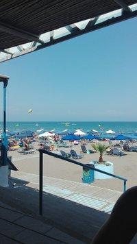 Греческий пляж, июнь 2017