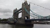 Тауэрский мост, Лондон, декабрь 2017