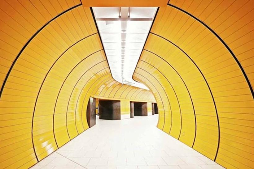 желтое метро картинка знаем, что