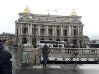 Парижская опера, февраль 2017