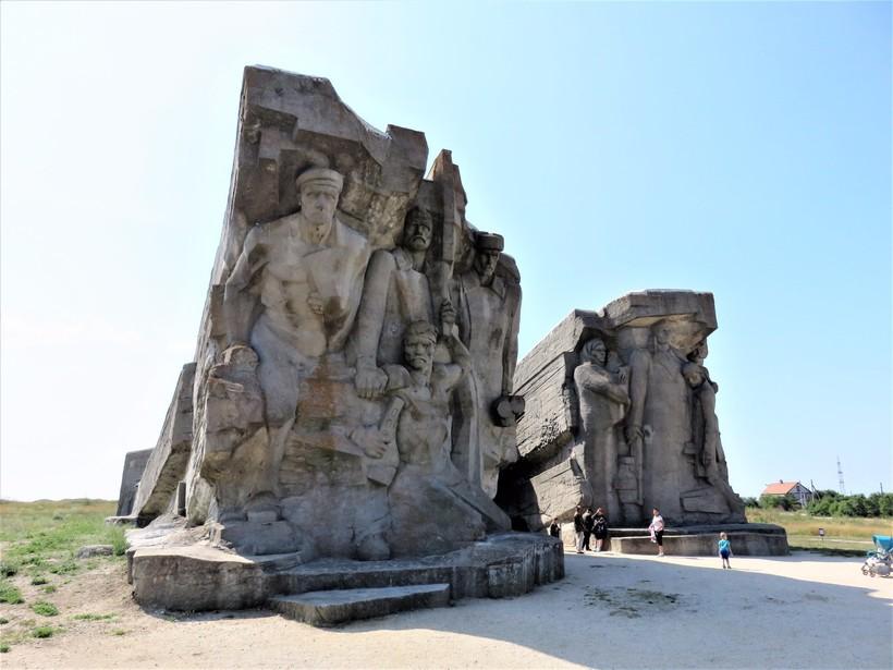 Аджимушкайских каменоломни