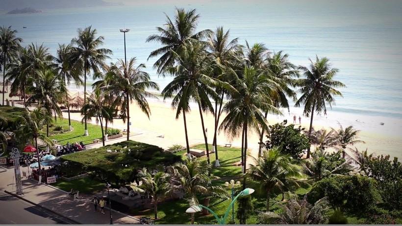 В августе на вьетнамских пляжах не слишком людно
