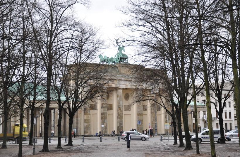 Берлин, февраль